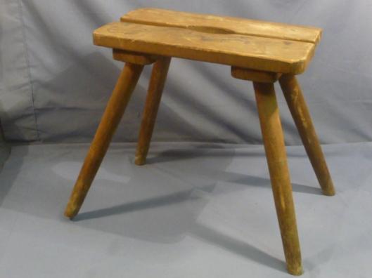 German barracks stool