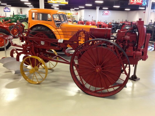 1918 Moline Universal Tractor. Click to see full set on Flickr.
