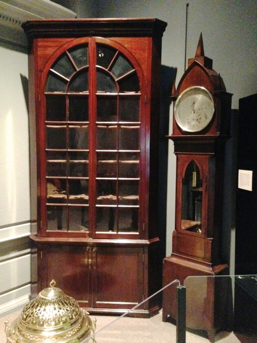 Click to see furniture from The Charleston Museum and its two houses.