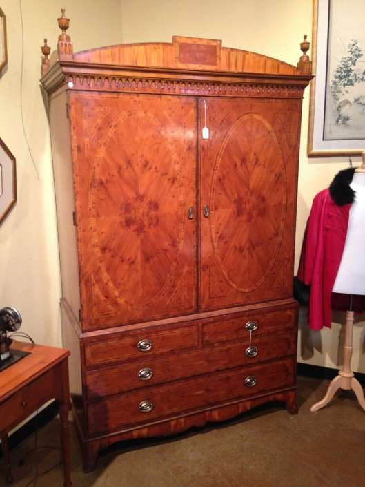 An ageless armoire.