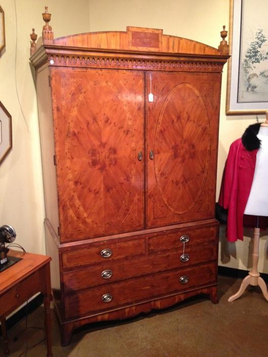 An ageless armoire.