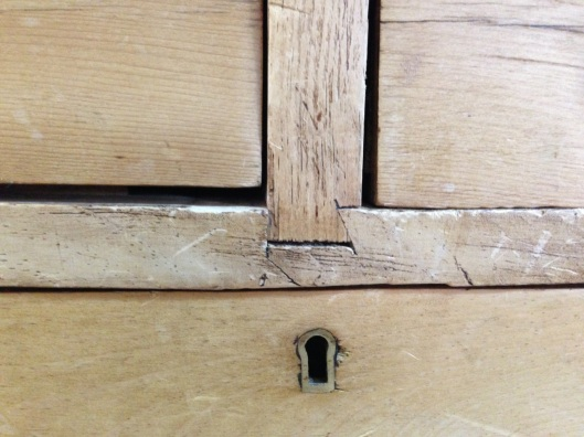 Where's the other half of the sliding dovetail?