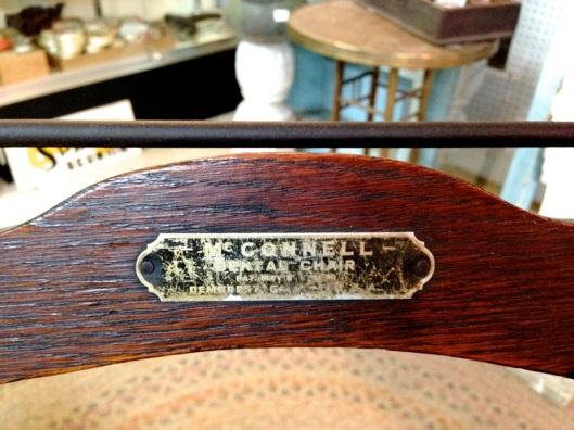 McConnell Dental Chair Demorest, GA  -  USA