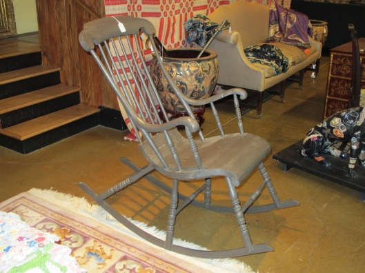 Gungstol is Swedish for rocking chair.