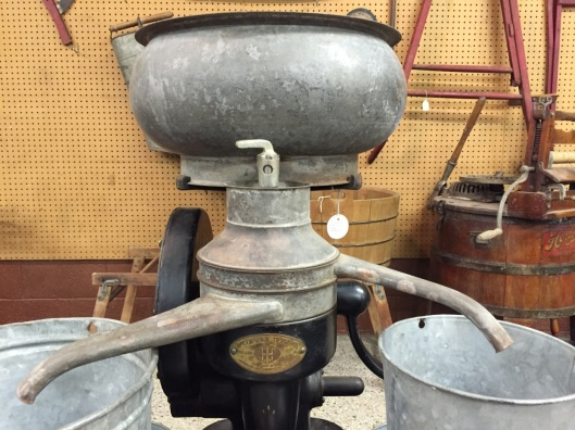 For this McCormick-Deering Cream Separator. Or one like it.