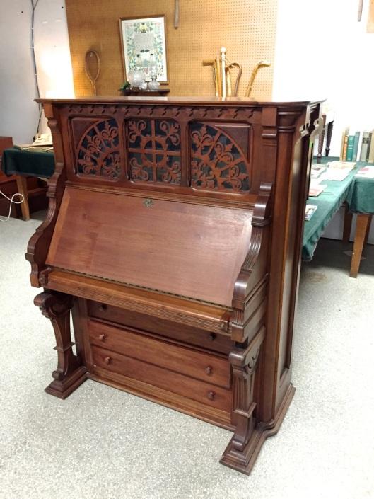 Piano to desk or purpose built piano desk?