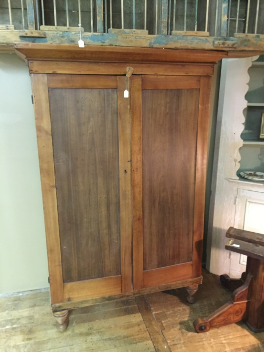 Nicely proportioned armoire.