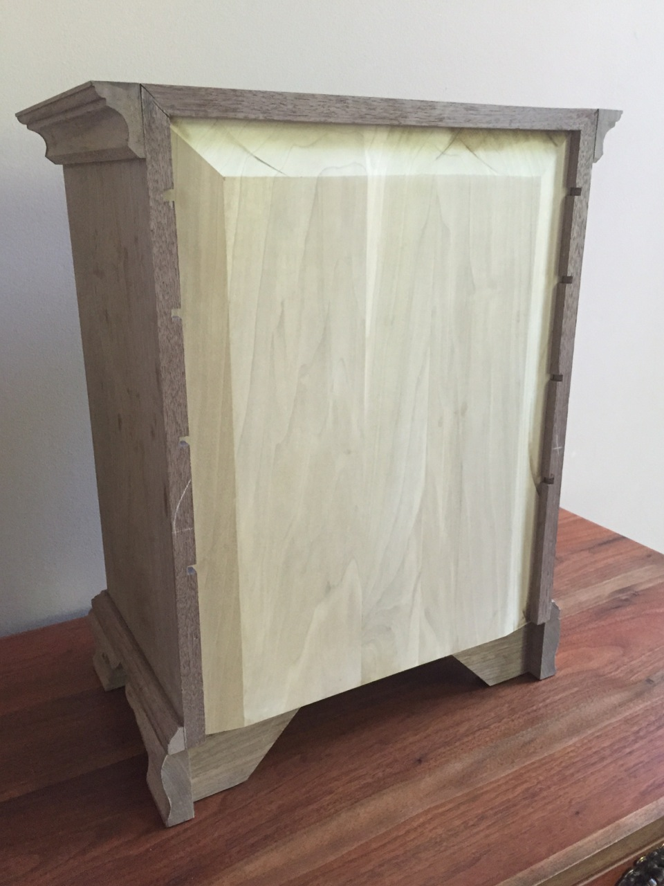 is poplar good for furniture. Unfinished Spice Box With Poplar Back. Is Good For Furniture
