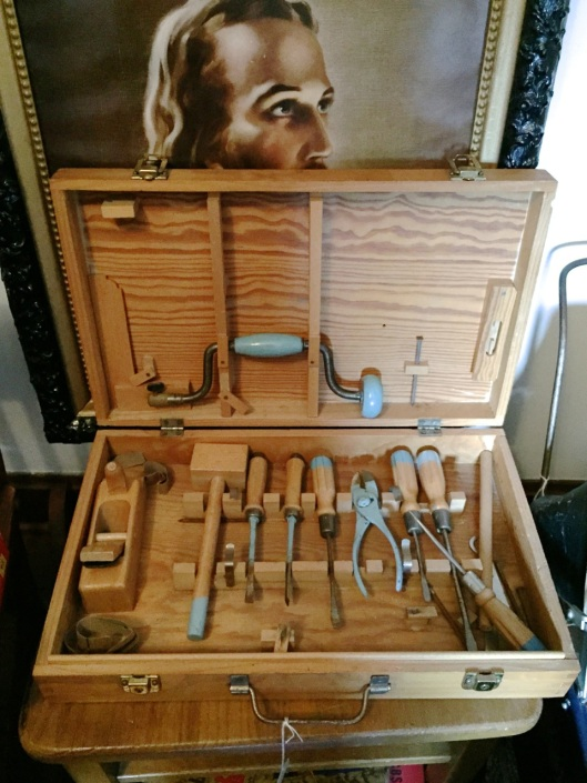 The tool chest (not) of my dreams.