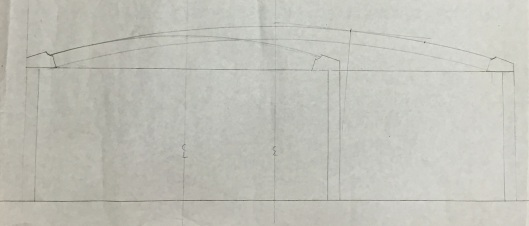 Cabinet drawings.