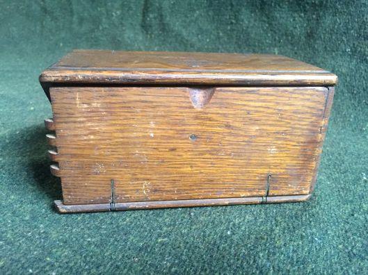 A nice oak box.