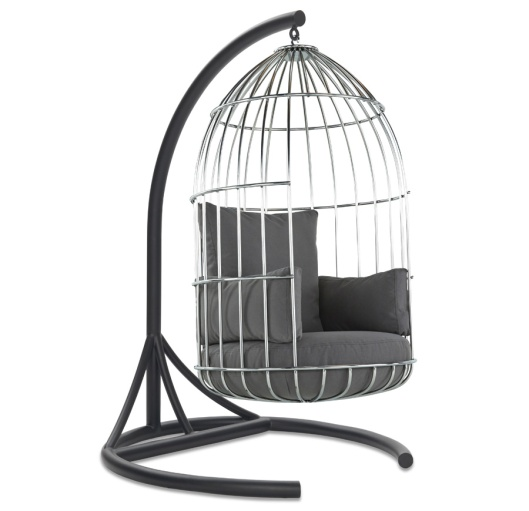 Birdcage chair.