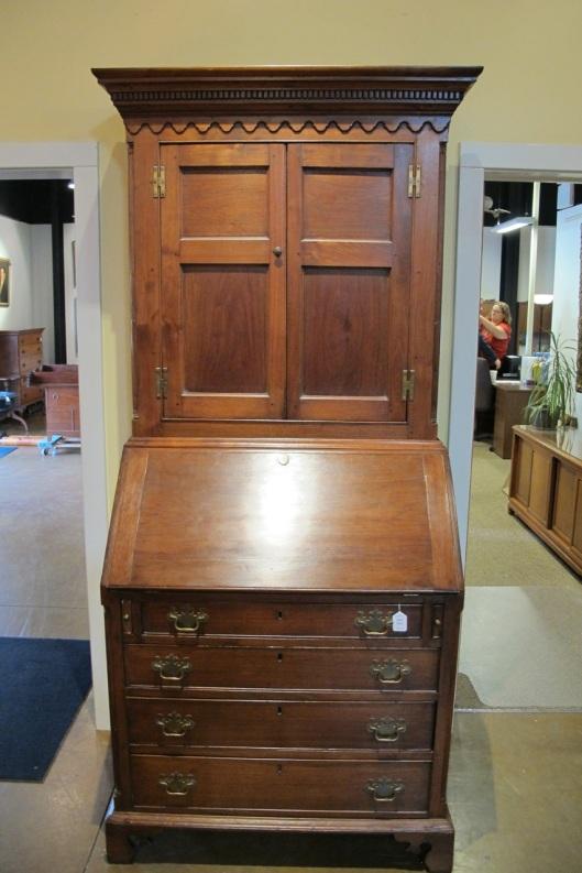 A nice antique desk.